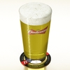 05 40 01 232 budweiser glass preview 03 4