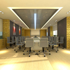 Conference Room 048 3D Model