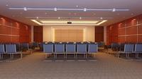 Conference Room 050 3D Model