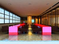 Conference Room 053 3D Model