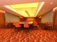 Conference Room 054 3D Model