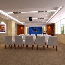 Conference Room 055 3D Model