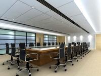 Conference Room 058 3D Model