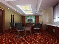 Conference Room 057 3D Model
