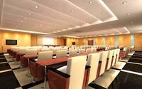 Conference Room 060 3D Model