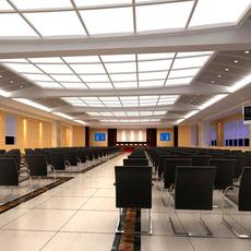 Conference Room 061 3D Model