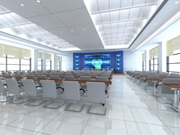 Conference Room 065 3D Model