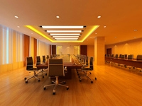 Conference Room 072 3D Model