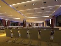 Conference Room 074 3D Model