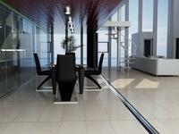 Conference Room 077 3D Model