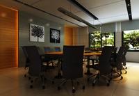 Conference Room 080 3D Model