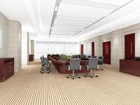 Conference Room 081 3D Model