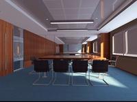 Conference Room 085 3D Model
