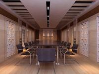 Conference Room 086 3D Model