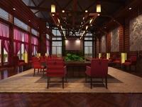 Conference Room 089 3D Model