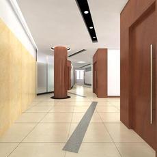 Corridor 008 3D Model