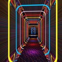Corridor 011 3D Model