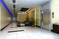 Corridor 013 3D Model