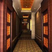 Corridor 014 3D Model