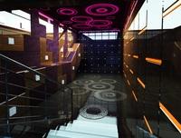 Corridor 024 3D Model