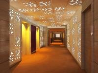 Corridor 025 3D Model