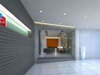 Corridor 031 3D Model