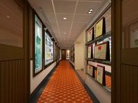 Corridor 037 3D Model