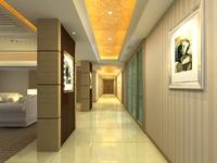 Corridor 038 3D Model