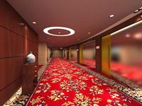 Corridor 040 3D Model