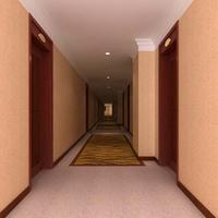 Corridor 052 3D Model