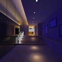 Corridor 054 3D Model