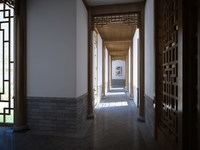 Corridor 058 3D Model