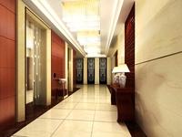 Elevator Space 07 3D Model