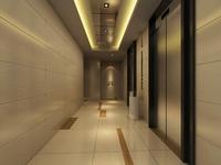 Elevator Space 08 3D Model