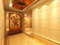 Elevator Space 11 3D Model
