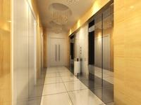 Elevator Space 14 3D Model
