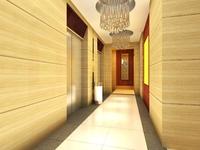 Elevator Space 17 3D Model