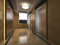 Elevator Space 19 3D Model
