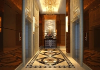 Elevator Space 201 3D Model