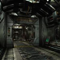 Fear factory 3D Model