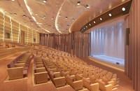 Grand Theatre 002 3D Model