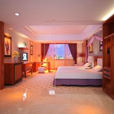 Guest room 005 3D Model