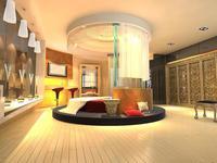 Guest room 006 3D Model