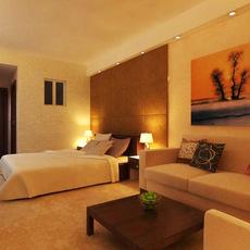 Guest room 007 3D Model