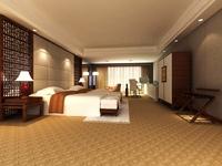 Guest room 010 3D Model
