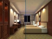 Guest room 024 3D Model