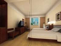 Guest room 026 3D Model