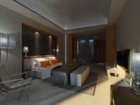 Guest room 028 3D Model