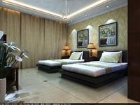 Guest room 030 3D Model
