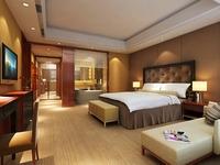 Guest room 039 3D Model